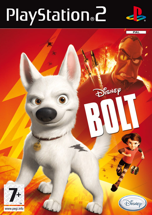Bolt for PS2