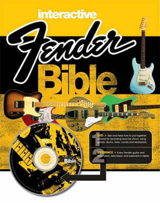 Interactive Fender Bible by Dave Hunter
