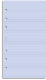 Filofax - Personal Lined Notepaper - Lavender (30 Sheets)