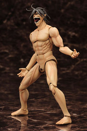 Attack on Titan Eren Yeager Titan Ver. Action Figure