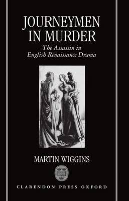 Journeymen in Murder by Martin Wiggins image