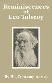 Reminiscences of Leo Tolstoy by His Contemporaries image
