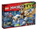 LEGO Ninjago: Master Wu Dragon (70734)