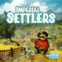 Imperial Settlers - Board Game