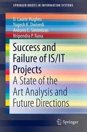Success and Failure of IS/IT Projects by Yogesh K. Dwivedi