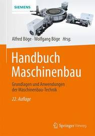 Handbuch Maschinenbau image
