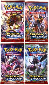Pokemon TCG BREAKthrough Booster