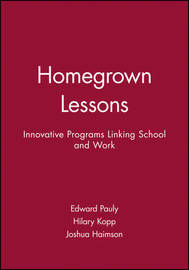 Homegrown Lessons by Hilary Kopp image