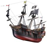 Revell: 1/72 Caribbean Pirate Ship - Model Kit