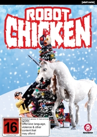 Robot Chicken - Christmas Specials on DVD image