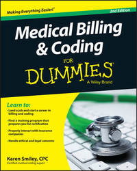 Medical Billing and Coding For Dummies by Karen Smiley