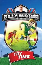 Billy Slater 1 by Patrick Loughlin