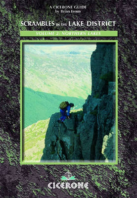 Scrambles in the Lake District - North by Brian Evans