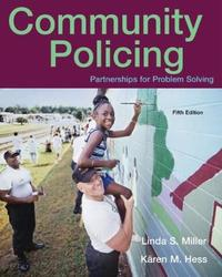 Community Policing by Linda A. Miller image