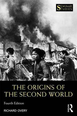 The Origins of the Second World War by Richard Overy image