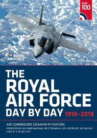 The Royal Air Force Day by Day by Graham Pitchfork image