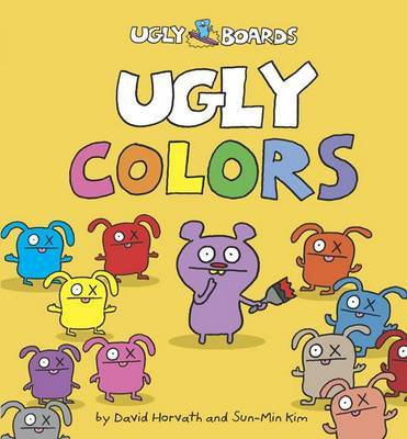 Ugly Colors by David Horvath
