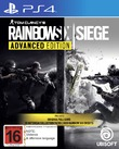Tom Clancy's Rainbow 6 Siege Advanced Edition for PS4