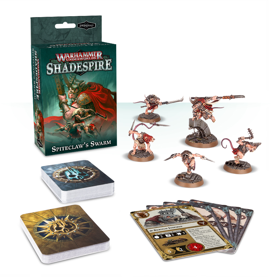 Warhammer Underworlds: Shadespire - Spiteclaw's Swarm image