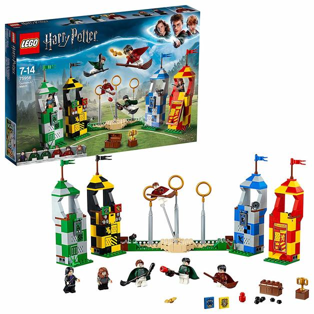 LEGO Harry Potter: Quidditch Match (75956)