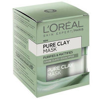 L'Oreal Paris Pure Clay Mask - Purify & Mattify (50ml)