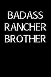 Badass Rancher Brother by Standard Booklets image