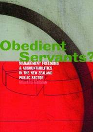 Obedient Servants by Richard Norman image