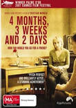 4 Months, 3 Weeks And 2 Days on DVD