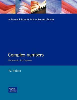 Complex Numbers by W Bolton image