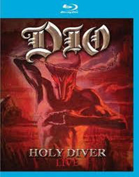 Dio - Holy Diver Live on Blu-ray