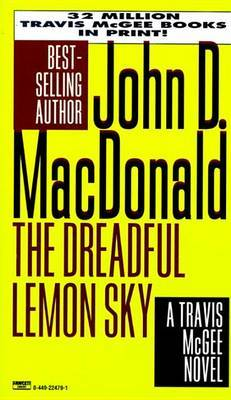 The Dreadful Lemon Sky by John D MacDonald