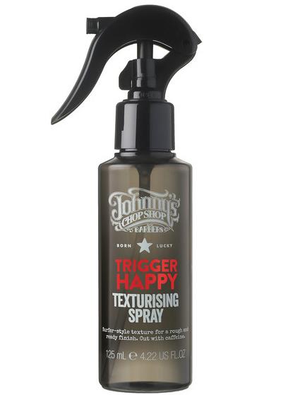 Johnny's Chop Shop - Trigger Happy Texturising Spray (125ml) image
