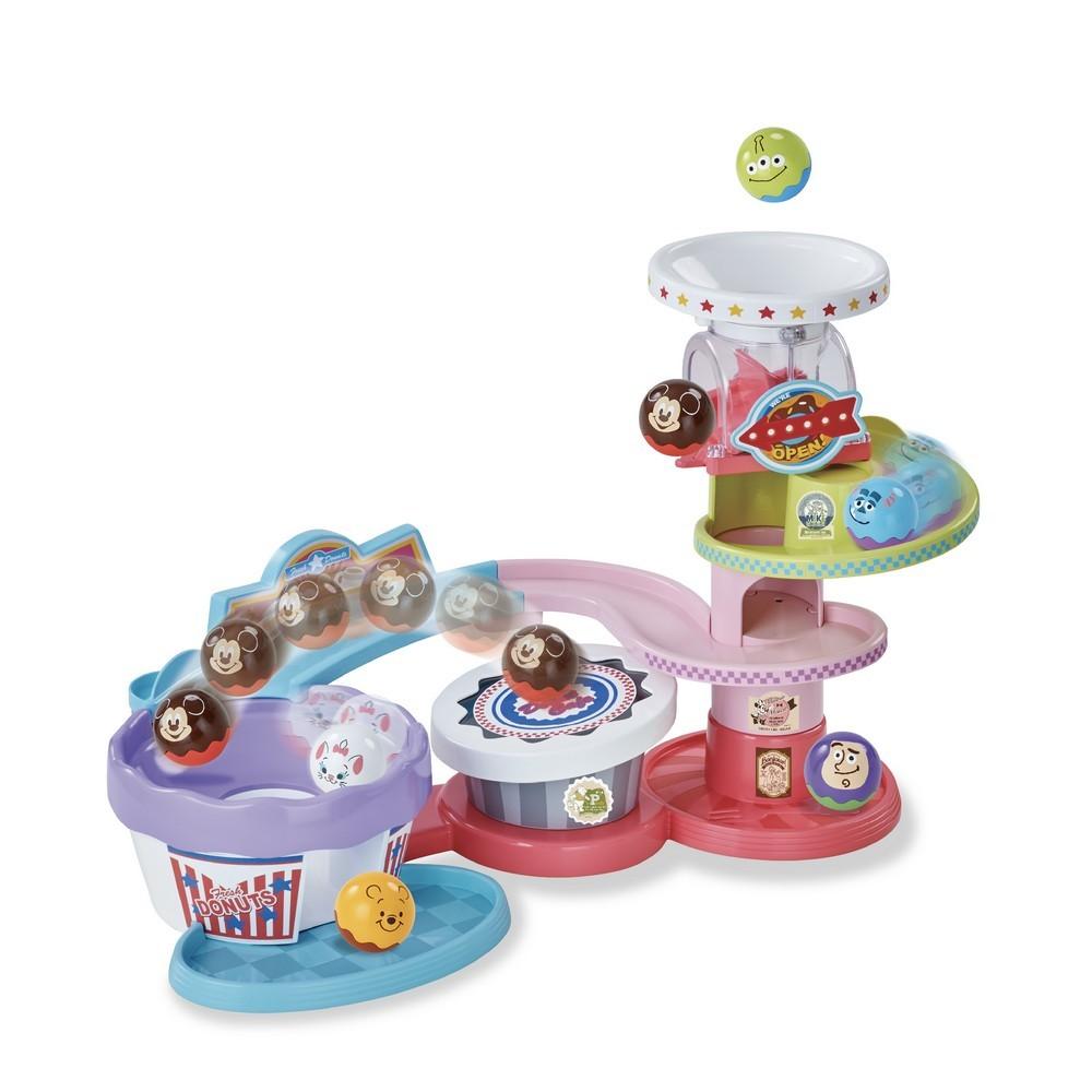Tomy Disney - Happy Ball Jumping Coaster image