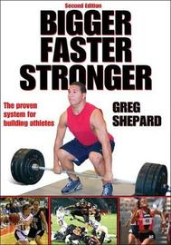 Bigger, Faster, Stronger by Greg Shepard image