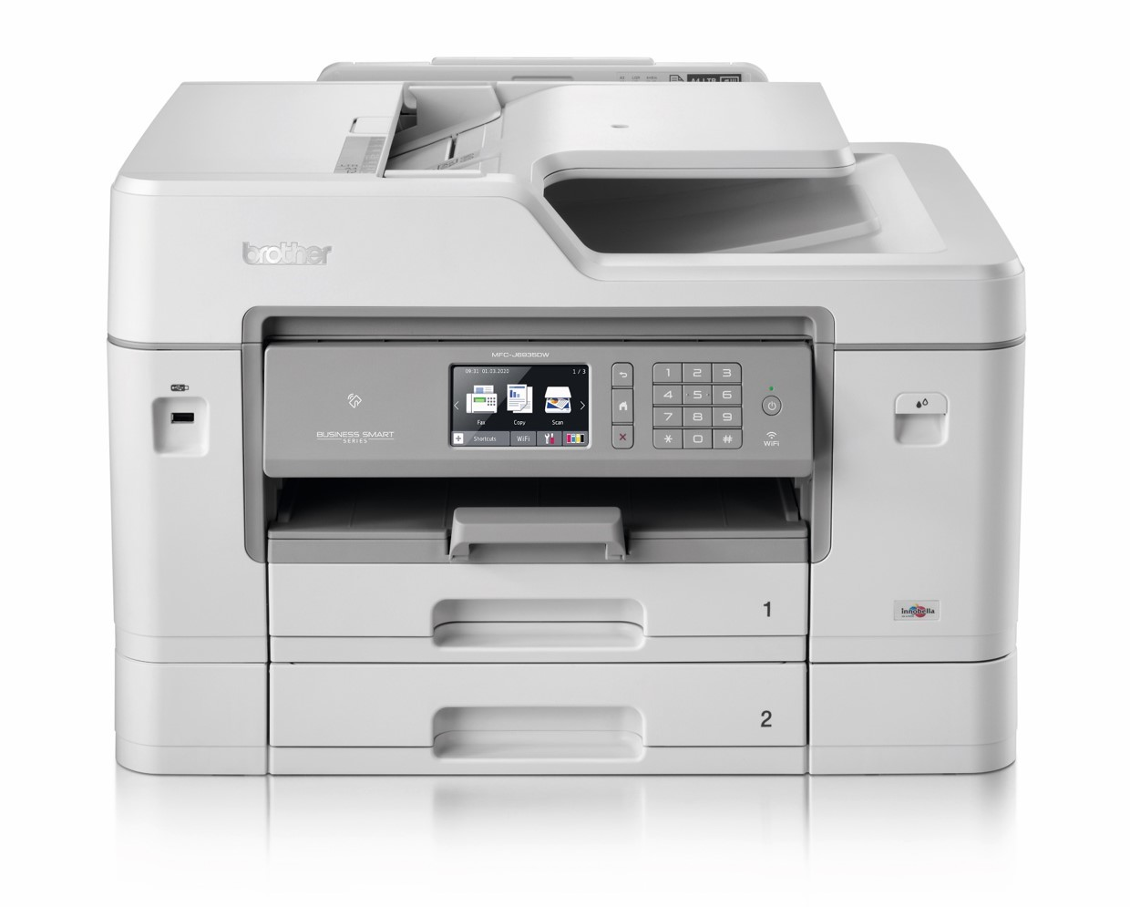 Brother MFCJ6935DW A3 Colour Inkjet All-In-One Printer image