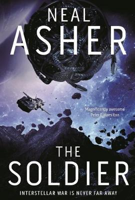 The Soldier by Neal Asher