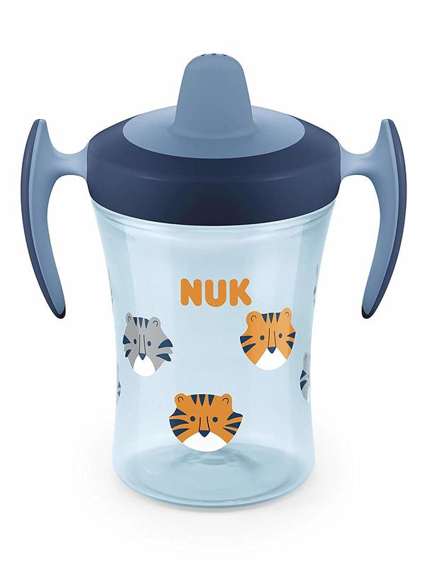 NUK: Evolution Training Cup 230ml - Blue