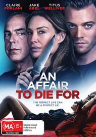 An Affair To Die For on DVD image