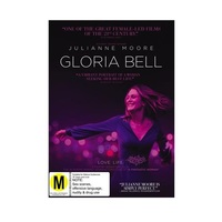 Gloria Bell on DVD image