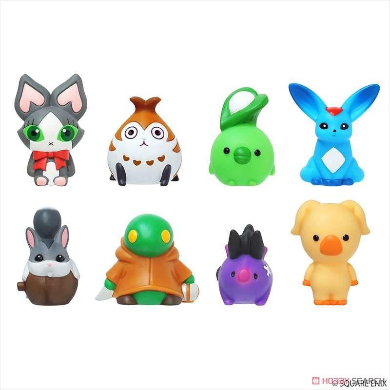 FFXIV: Minion Mascot (Vol. 2) - Mini Figure Display (12-Pack) image