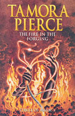 The Fire in the Forging by Tamora Pierce image