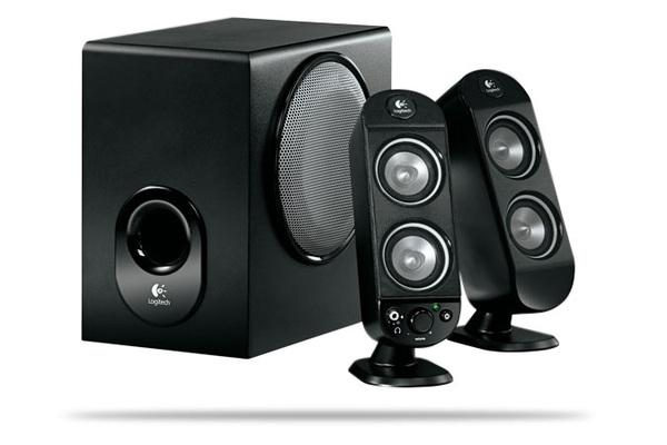 Logitech X-230 Speaker System image