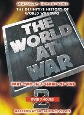 World At War - Part 2 (2 discs) on DVD
