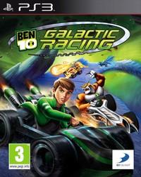 Ben 10: Galactic Racing for PS3