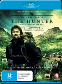 The Hunter on Blu-ray