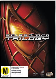 Spider-Man / Spider-Man 2 / Spider-Man 3 on DVD