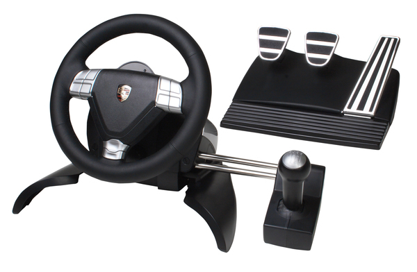Porsche 911 Turbo Wheel for PS3