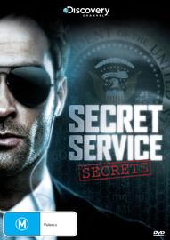 Secret Service Secrets on DVD