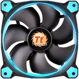 140mm ThermalTake Riing 14 Radiator Fan - Blue LED