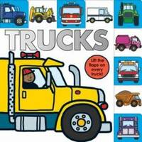 Trucks by Roger Priddy